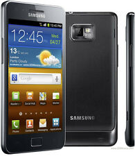 "Black Original Samsung Galaxy S II i9100 16GB unlocked Smartphone,8MP,4.3"",GSM"