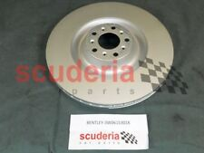 Bentley 3W0615301K Front Brake Disc OEM Part Fits Continental Flying Spur GT GTC
