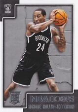 Rookie Brooklyn Nets 2015-16 Season Basketball Trading Cards