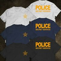 US United States Police Secret Service Military Special Force Department T-Shirt