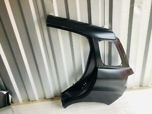 68213485AA, 2014-2018 FIAT 500L REAR LEFT QUARTER PANEL APERTURE OUTER BODY SIDE
