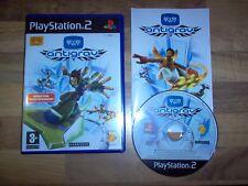 Jeu Sony Playstation 2 PS2 - Eye Toy Antigrav / FR 2005