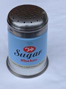 Tala meal sugar shaker - retro design in blue