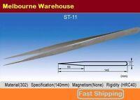 VETUS Original Genuine High Quality Stainless Steel Switzerland Tweezers ST-11