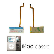 More details for ipod classic 5th / 5.5 / 6th battery full health capacity 850mah thick 616-0232