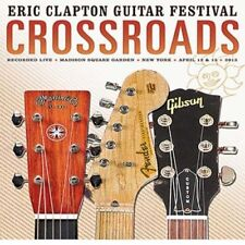 Eric Clapton - Crossroads Guitar Festival 2013 NEW CD