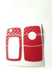 Carbon Rot Schlüssel VW Skoda Beetle T4 Passat Polo VW Golf4 5 6 IV Bora G 3B T5