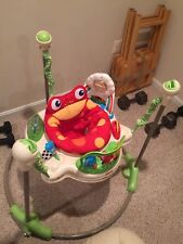 Fisher-Price Rainforest Jumperoo&Graco pack'n play playard
