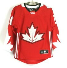 CANADA Mens Official 2016 World Cup Hockey Jersey Red #20 J Tavares Size Sm NWT