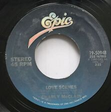 Country 45 Charly Mcclain - Love Scenes / Whoâ´S Cheatinâ´ Who On Epic