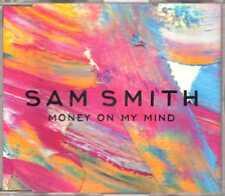 Sam Smith - Money On My Mind - CDM - 2014 - Pop German Single 2 TR Rare