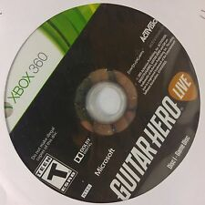 Guitar Hero Live (Microsoft Xbox 360) DISC ONLY #9153