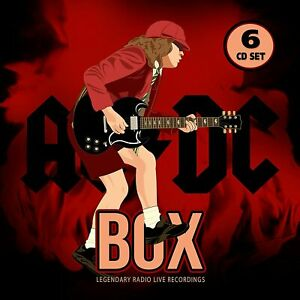 AC/DC  Box-Set  6 CD  NEU & OVP