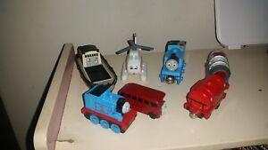 Thomas the Tank Engine Toys Lot TOMY/GULLANE/BRITT ALLCROFT Bulstrode, Harold