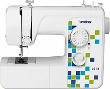 Brother LS14SZU1 Manual Stitch Sewing Machine - White