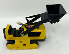 Tonka Yellow Backhole Loader Lift Lever