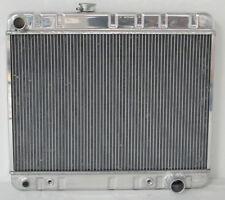 1966-1967 PONTIAC GTO, TEMPEST, LEMANS ALUMINUM RADIATOR 17'' CORE W/FACTORY A/C
