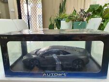 AUTOart 1/18 LAMBORGHINI REVENTON GREY 674110745917 74591 Scale Car
