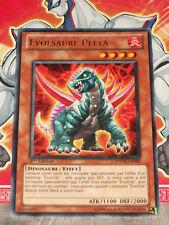 Carte YU GI OH EVOLSAURE PELTA PHSW-FR082