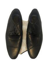 mens black shoes size 7 Burtons