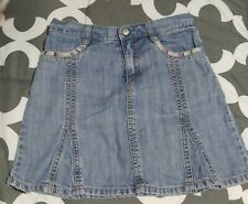 Girls Gymboree Denim Skirt size 12