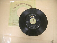 RAY BOHR i've got rings on my fingers/this cant be love/laura/parade wooden  45