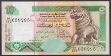 TWN - SRI LANKA 115b - 10 Rupees 10/4/2004 UNC DEALERS x 100