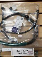 Metzger Fuel Overflow Hose For MERCEDES S210 S211 W210 W211 W220 6480700032