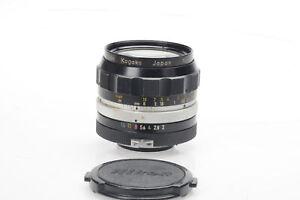 Nikon Nikkor Non-AI 35mm f2 O Lens 35/2 #149