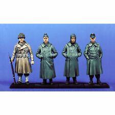 SOL fabbrica resina, MM006, 1:35, tedesco prigioniero WW II (4 CIFRE)