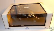 NEUF NOREV PEUGEOT 807 NOIRE 1/43 IN BOX NEUF REF 478703
