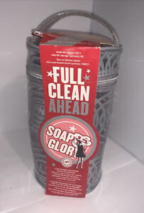 Soap & Glory Full Clean Ahead 3 Pc Gift Set, Righteous Butter Body, Clean On Me