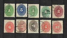 Old Mexico Stamps (4)