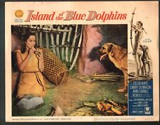 Island of the Blue Dolphins-Lobby Card-#2-1964-Julie Payne