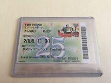 Tokyo Disney Resort 25th Anniversary 1-Day Passport Buzz Lightyear