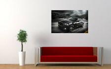 """DODGE CHARGER BLACKTOP 2012 PRINT WALL POSTER PICTURE 33.1""""x20.7"""""""