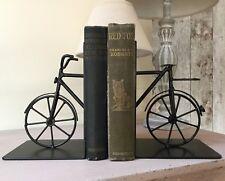 Metallo nero stile vintage bici REGGILIBRI CICLISMO CICLISTA regalo Old Fashion