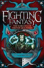 The Warlock of Firetop Mountain (Fighting Fantasy)-Steve Jackson, Ian Livingsto