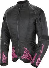 Joe Rocket Heartbreaker 3.0 Women's Jacket Motorcycle Street Bike