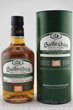Ballechin 10 Haevily Peated 46,0% vol. 0,7l