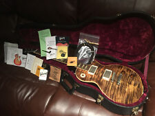 Gibson Custom Shop Les Paul Standard Joe Perry BoneYard VOS PAF w/ CS Bone Case