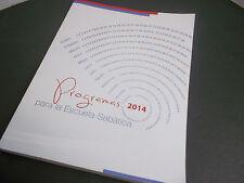 Programas Para La  Escuela Sabática 2014 Iglesia Adventista del Séptimo Día