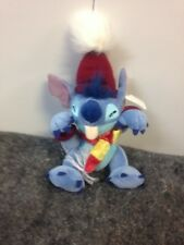 "Stitch plush 8"" Chinese New Year! Disney Store exclusive!"