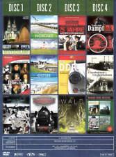 Unser Deutschland / 12 Dokumentationen auf 4 DVD
