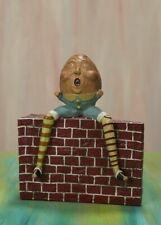 Eggbert H Dumpty Lori Mitchell Collectible Figurine