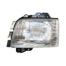 Headlight Headlamp Driver Side Left LH NEW for 99-01 Isuzu Trooper