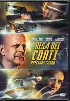 Resa Dei Conti - Precious Cargo - Bruce Willis ... DVD NUOVO