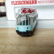 Fleischmann 7410 N Triebwagen BR 491 Gläserner Zug der DB Epoche 4 neuwertig,OVP