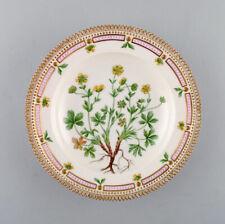 Royal Copenhagen Flora Danica deep plate. Model number 20/3546