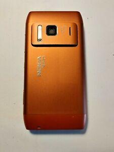 Nokia N Series N8-00 - 16GB - Orange (Unlocked) Smartphone